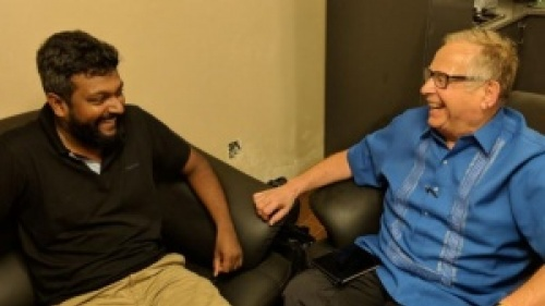 Inside United Podcast #207:  Rohan De Silva – Radio and Religion in Sri Lanka