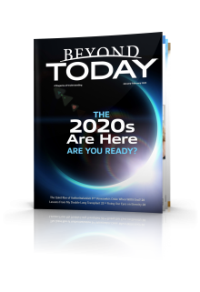 Beyond Today magazine - January/February 2020