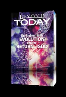 Beyond Today magazine - November/December 2019