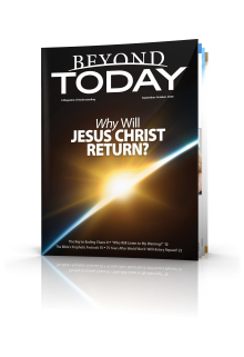Beyond Today Magazine -- September/October 2020