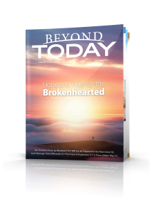 Beyond Today Magazine - July/August 2020