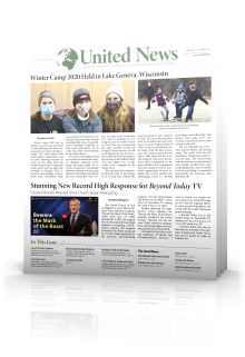 United News January-February 2021 Cover Page